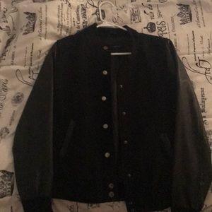 Forever21 varsity jacket